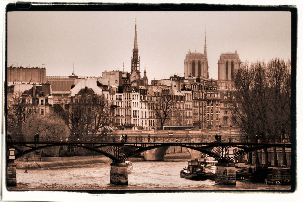 photoblog image Timeless Paris