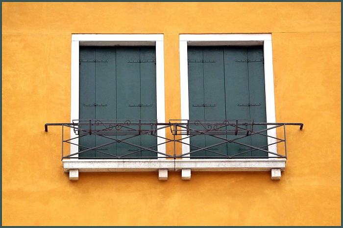 photoblog image Windows, Venice