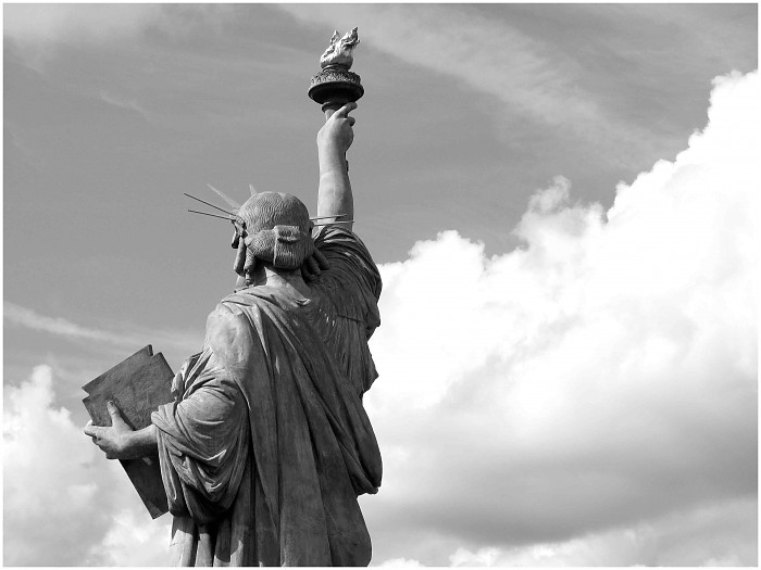 photoblog image Miss Liberty